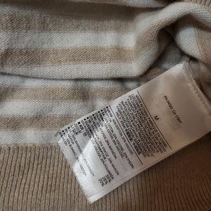Banana Republic Factory Sweaters - Banana Republic Factory Striped Sweater